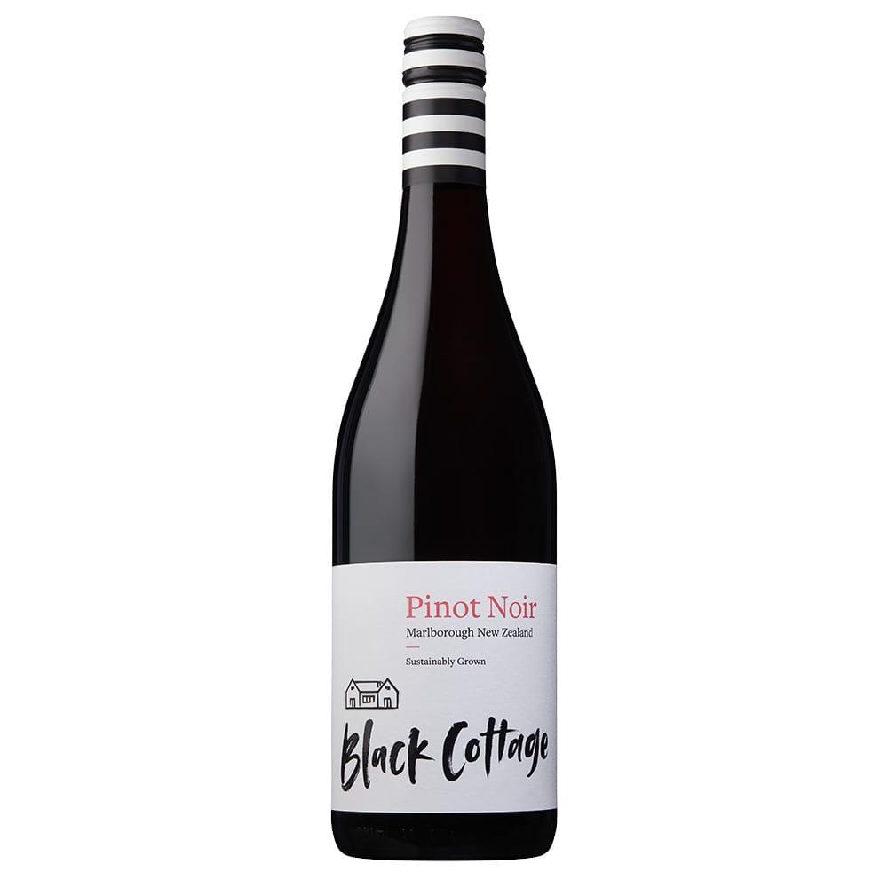 2020 Black Cottage Marlborough Pinot Noir, animierend-fruchtiger Marlborough Pinot jetzt bei Cellardoor24