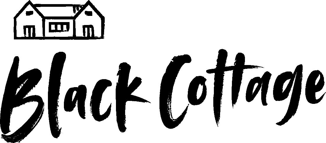 Black Cottage Wines Logo