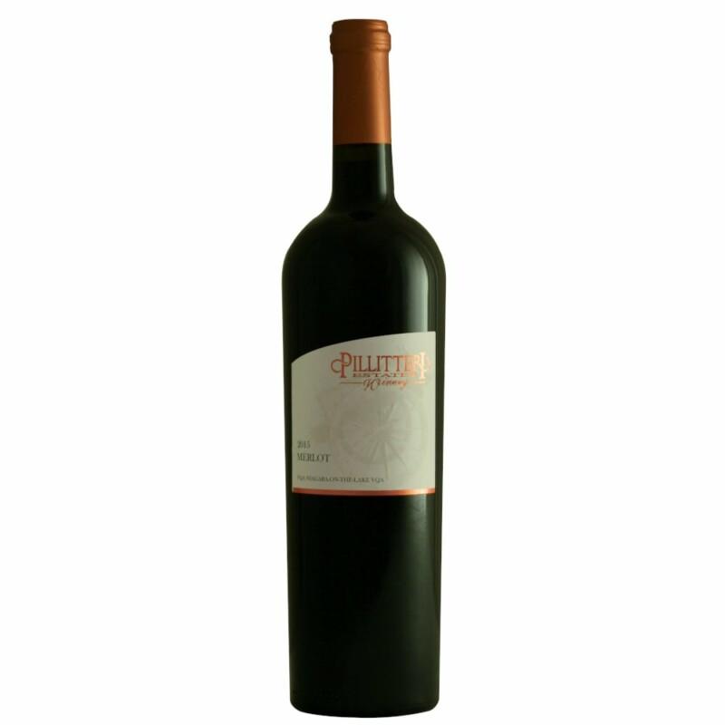 2015 Pillitteri Merlot, der zuverlässige Allroundwein