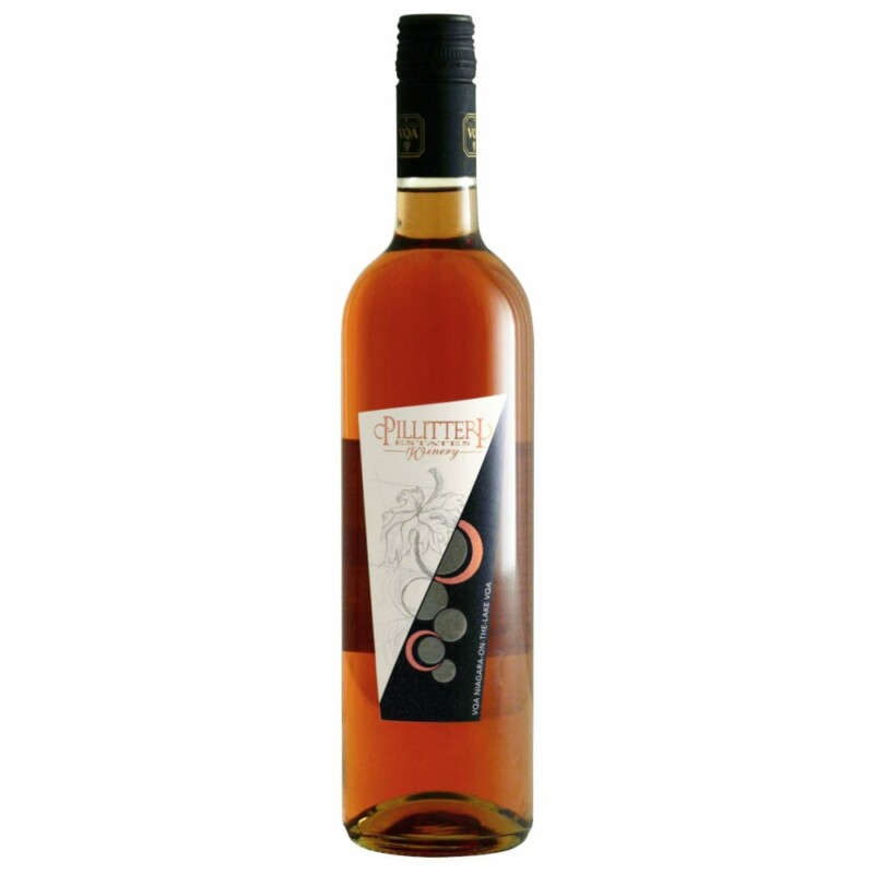 2018 Pillitteri Racina Pinot Squared , süffiger Terrassenknaller mit Stil