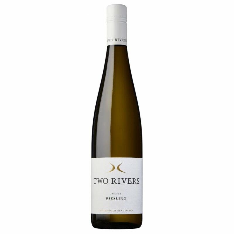 2019 Juliet Riesling Two Rivers Wines Marlborough New Zealand