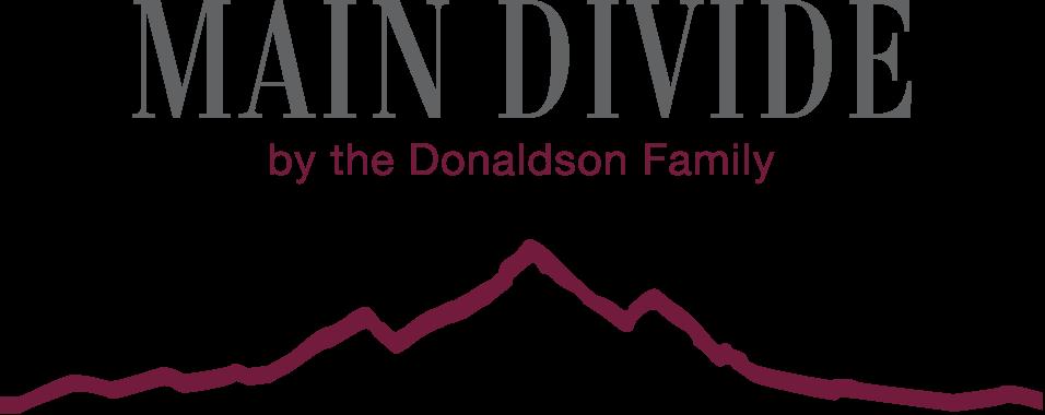 Main Divide Wines Logo