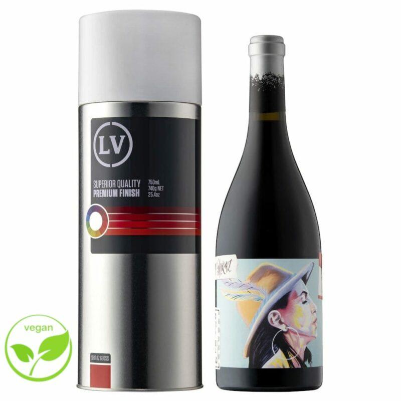 2017 Longview The Piece Shiraz Canister Longview Wines Adelaide Australien