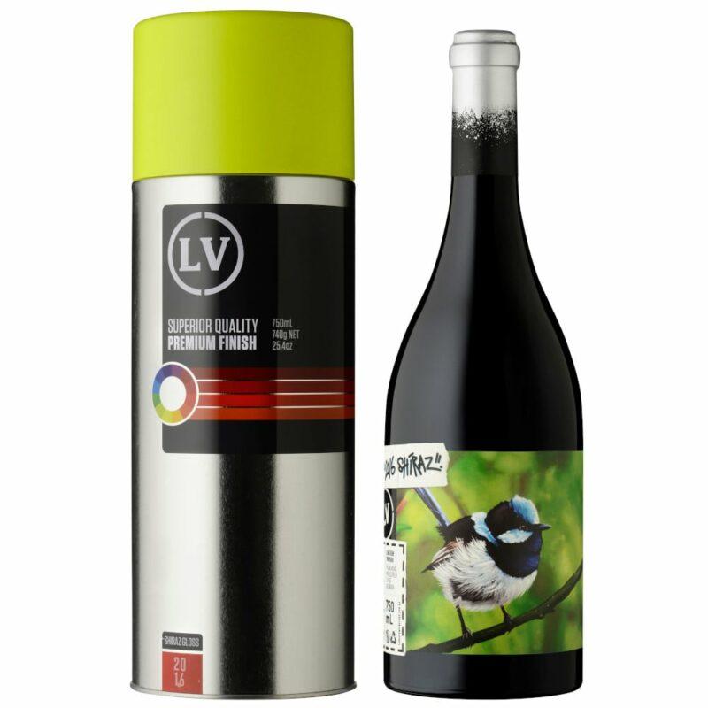 2016 The Piece Shiraz in attraktiver Geschenkdose von Longview Wines Adelaide Hills Australien
