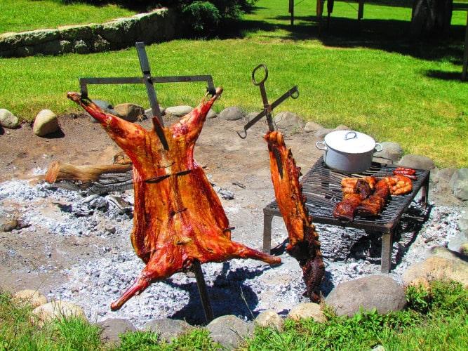 Asado - Grillen in Argentinien