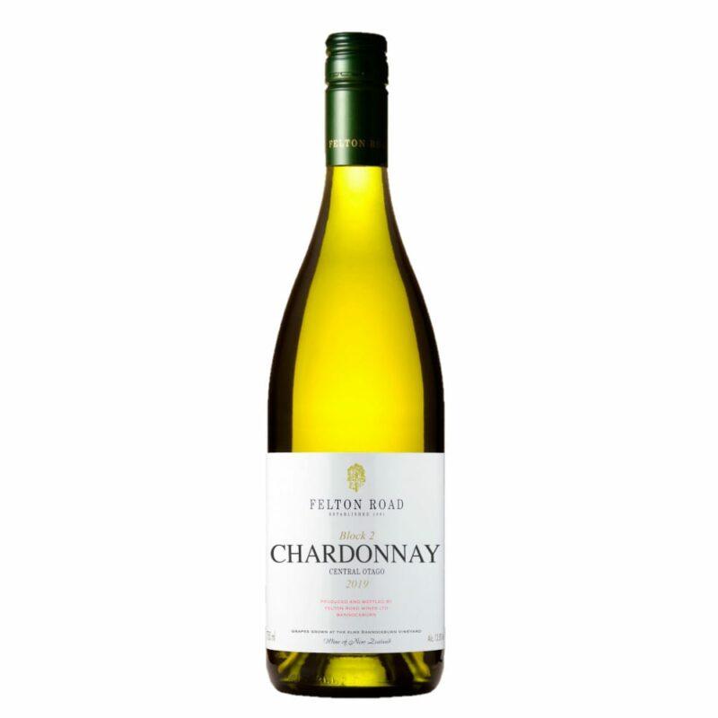 2020 Felton Road Block 2 Chardonnay Central Otago New Zealand