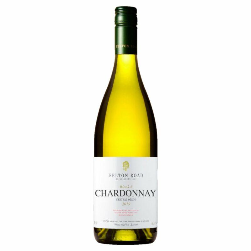 2019 Felton Road Block 6 Chardonnay Central Otago New Zealand