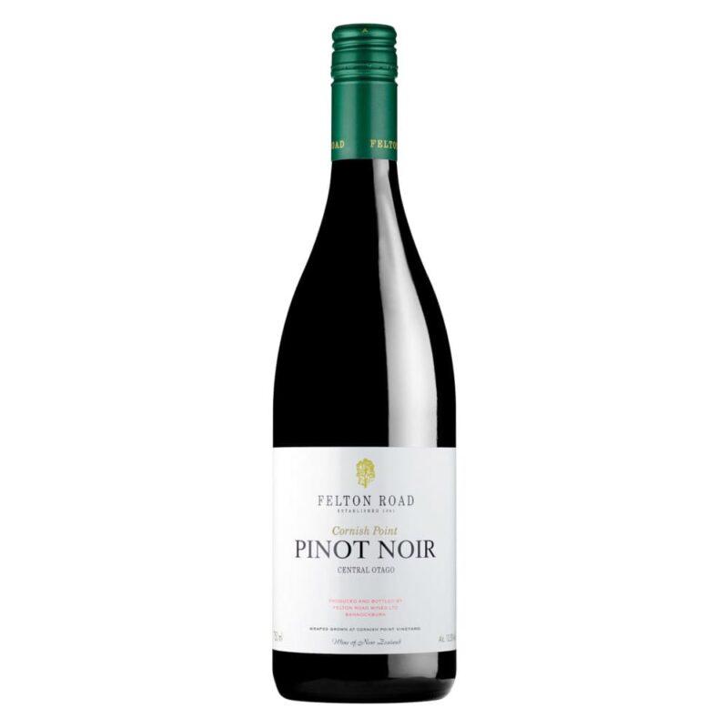 2019 Felton Road Cornish Point Pinot Noir Central Otago New Zealand