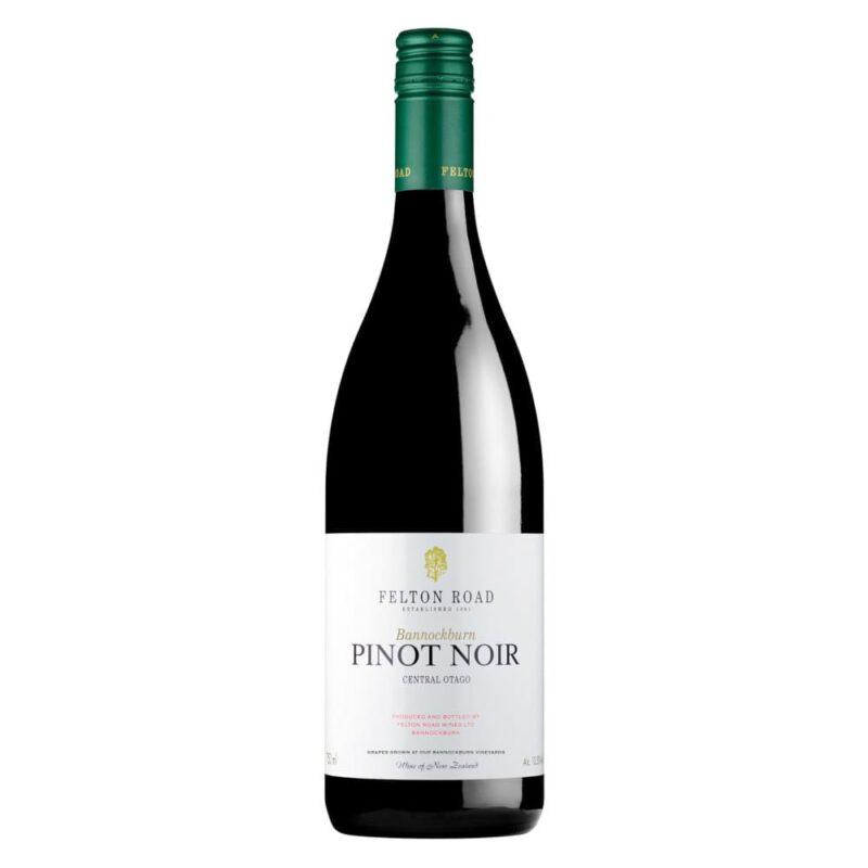2019 Felton Road Bannockburn Pinot Noir Central Otago, New Zealand