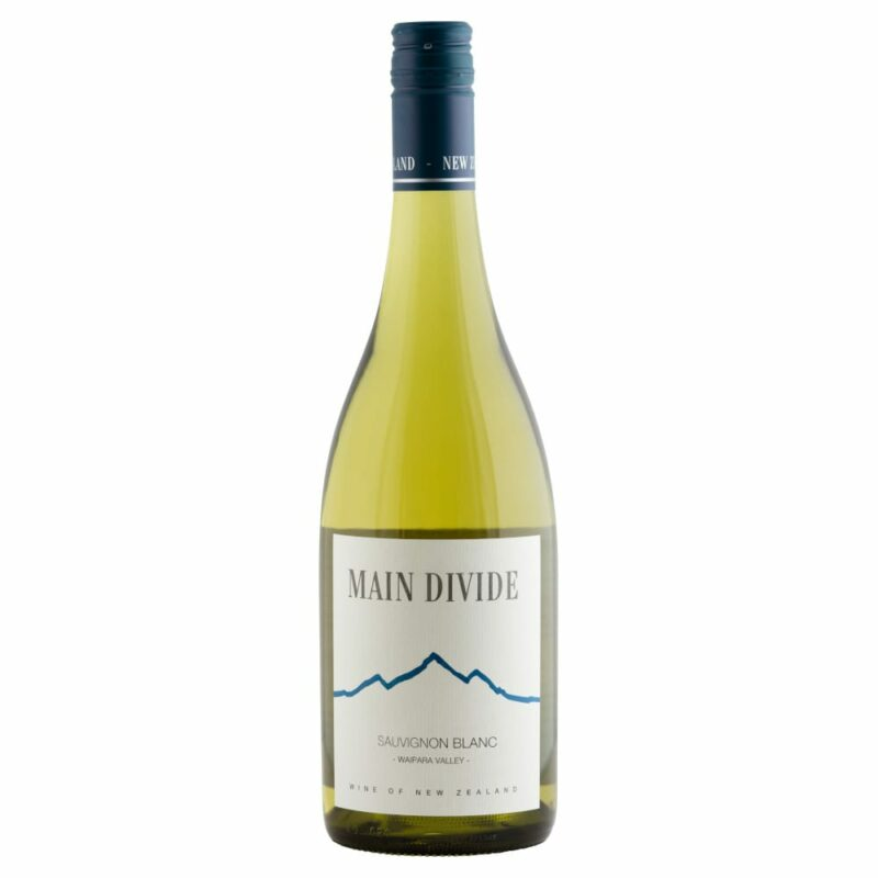 2018 Main Divide Sauvignon Blanc, Waipara, New Zealand