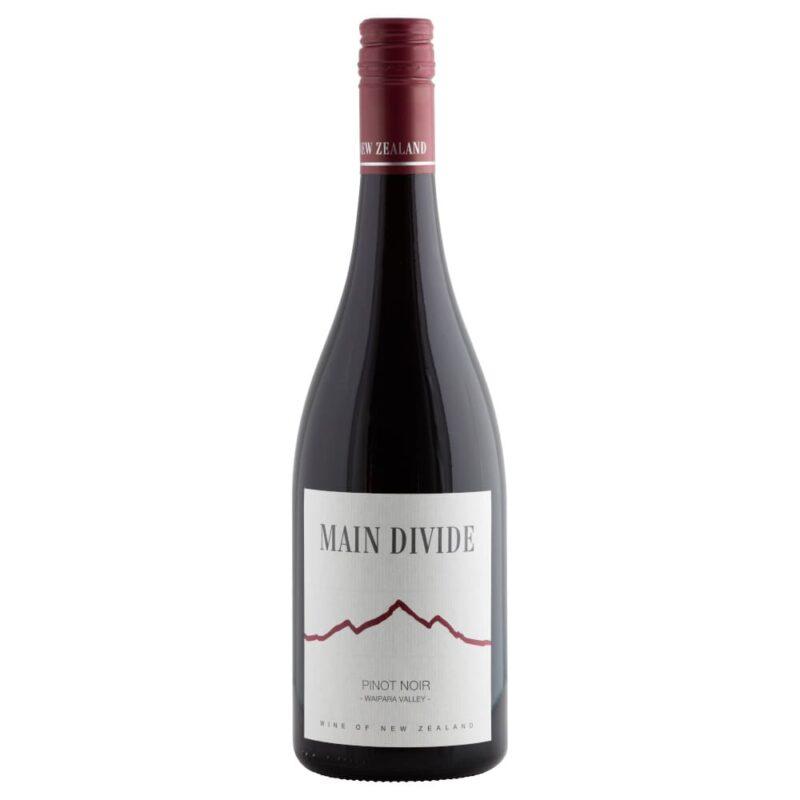 2018 Main Divide Pinot Noir Waipara Valley North Canterbury Neuseeland