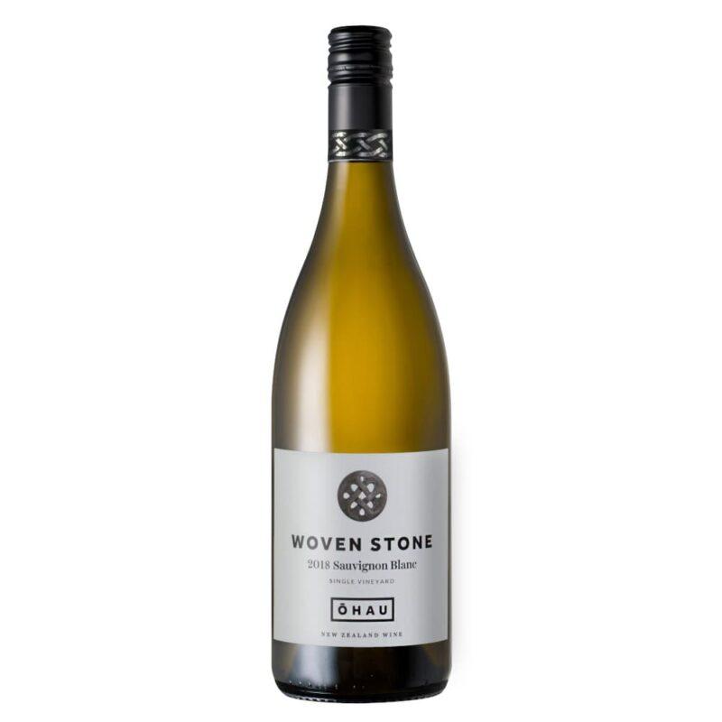 2018 Ohau Wines Woven Stone Sauvignon Blanc, Ohau Gravels, New Zealand
