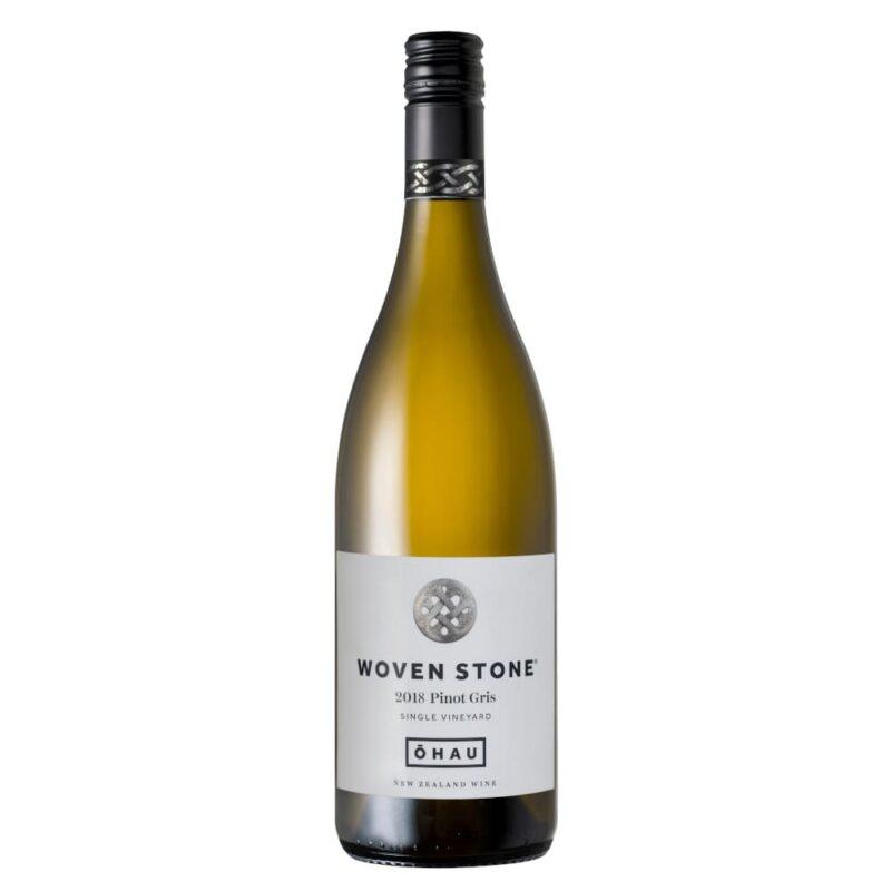 2018 Ohau Wines Woven Stone Pinot Gris, Ohau Gravels, New Zealand