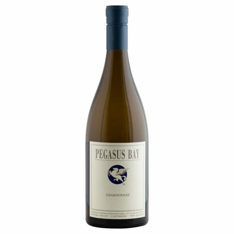 2018 Pegasus Bay Estate Chardonnay, Waipara, New Zealand