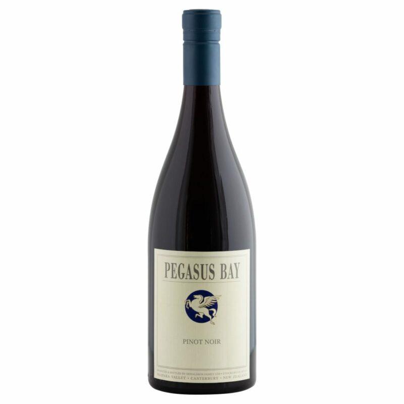 2018 Pegasus Bay Pinot Noir, Waipara, New Zealand