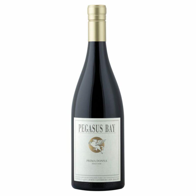2015 Prima Donna Pinot Noir von Pegasus Bay Waipara Valley Neuseeland