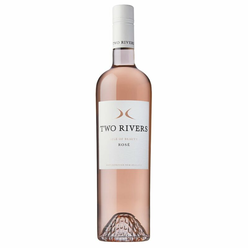 2019 Isle of Beauty Rosé Two Rivers Wines Marlborough Neuseeland