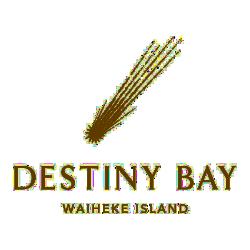 Logo Destiny Bay Wines Waiheke Island New Zealand 250x250