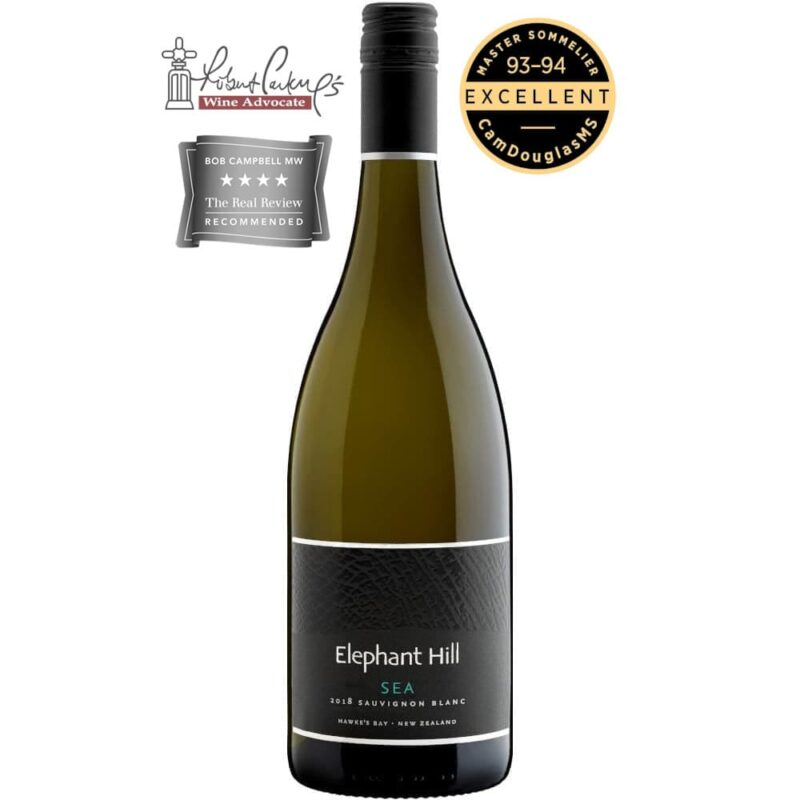 2018 Elephant Hill Sea Sauvignon Blanc