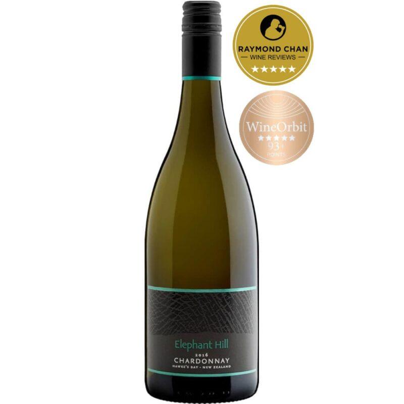 2016 Elephant Hill Estate Chardonnay Hawkes Bay New Zealand